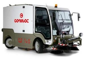 Spazzatrice Comac CS140