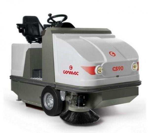Spazzatrice Comac CS80/90/110