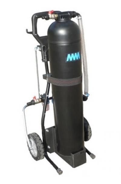 Sistema di filtrazione a resine deionizzanti MM FR25