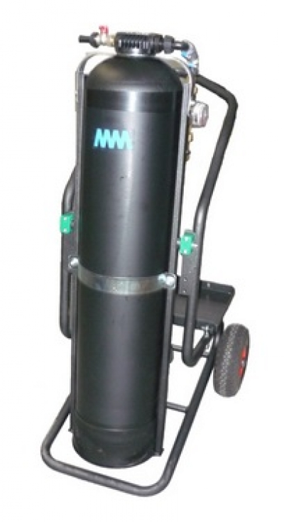 Sistema di filtrazione a resine deionizzanti MM FR50