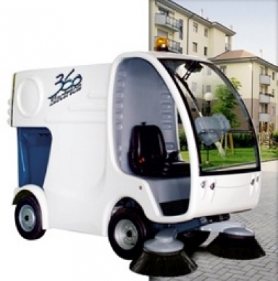 Spazzatrice Isal 360 Electrica