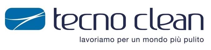 logo Tecno Clean: lavoriamo per un mondo più pulito!